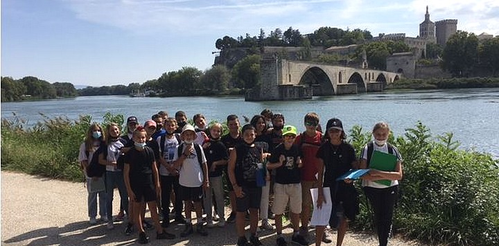 Journées de cohésion en Avignon